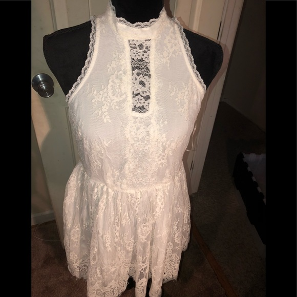 ef4556c8439 Free People Victorian Lace Baby Doll Anthropologie